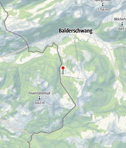 Karte / Fuchshütte