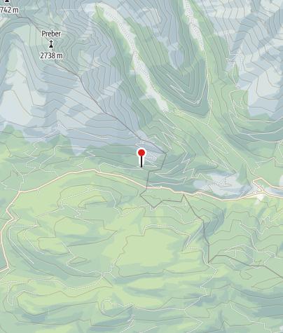 Karte / Holln Almhütte