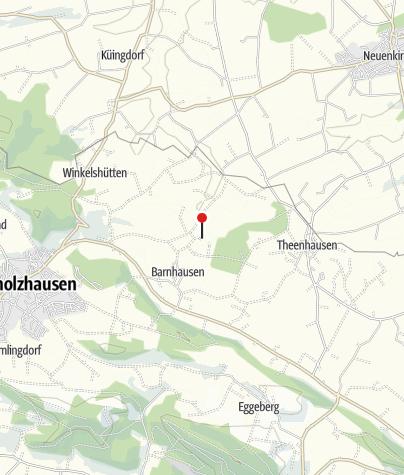 Kaart / Wasserschloss Brincke