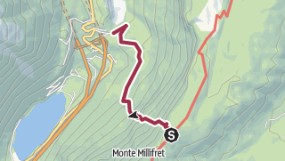 Map / Pian dea Pita - Gaviol