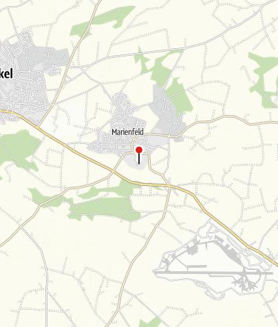 Karte / Kloster Marienfeld