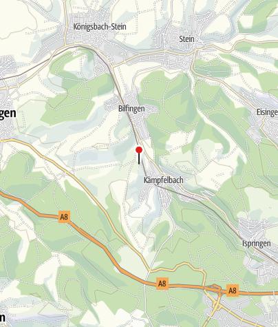 Karte / Ost- und Gartbenbauverein Ersingen 1.Pausenplatz