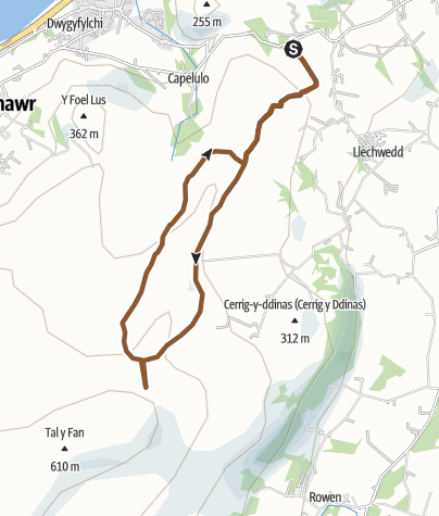 Map / Route, Apr 27, 2015 11:29:36 PM