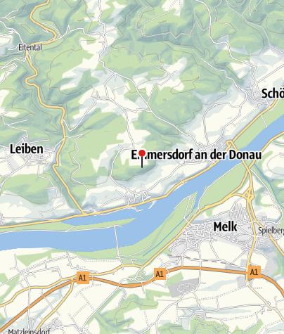 Karte / Dachberg-Warte