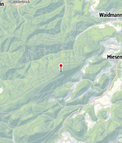 Karte / Gauermannhütte