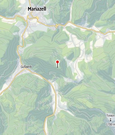 Karte / Alpenrose Hütte