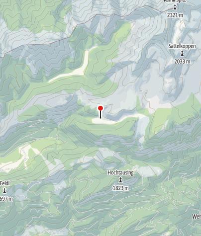 Karte / Hochmölbinghütte