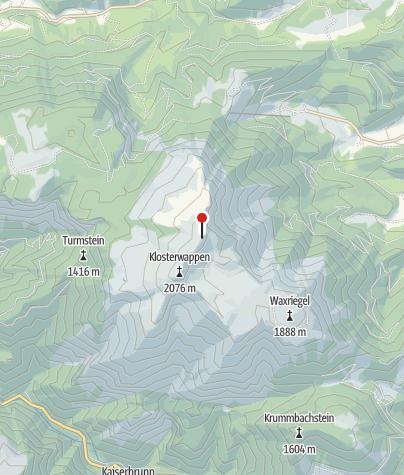 מפה / Fischerhütte