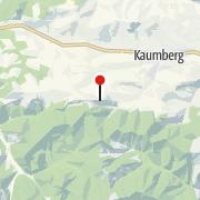 Karte / Araburg Burgruine