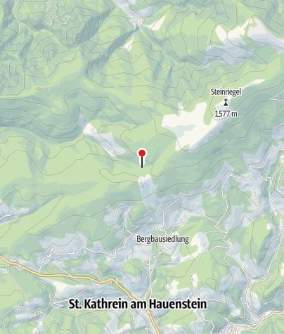 Karte / Hauereckhütte