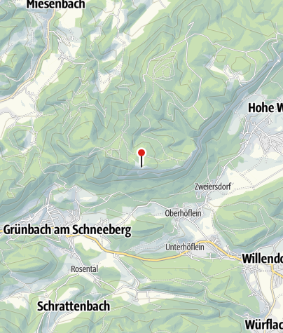 Karte / Wilhelm-Eichert-Hütte