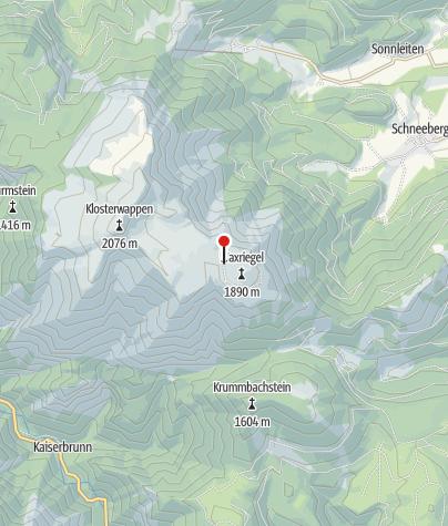 מפה / Damböckhaus