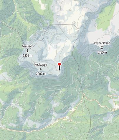 מפה / Karl-Ludwig-Haus