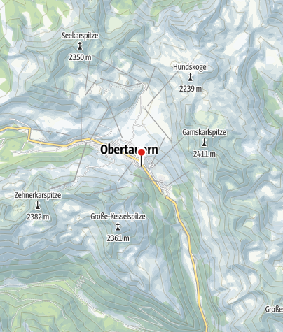 Karte / Vindobona-Haus