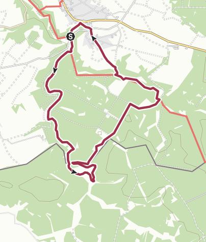 Carte / Perlenbach