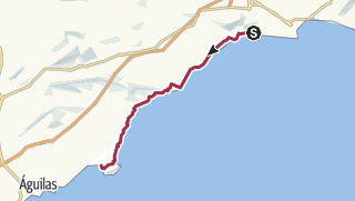 Térkép / Bolnuevo -Calabardina