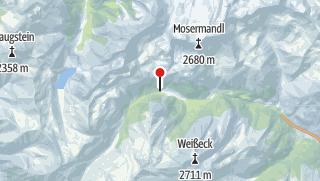 Mapa / Esslalm