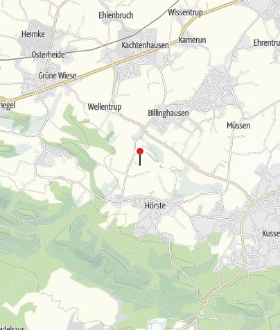 Karte / Haus Berkenkamp