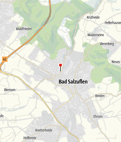Karte / Kurvilla Fürstin Pauline