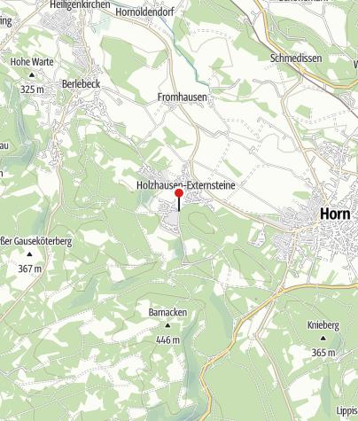 Karte / Ringhotel Waldhotel Bärenstein
