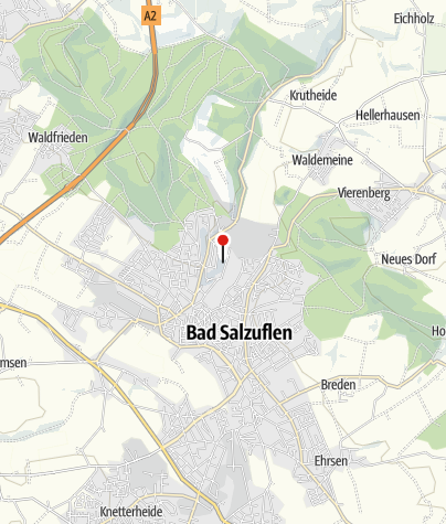 Map / MARITIM Hotel Bad Salzuflen