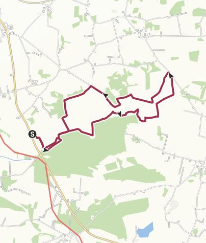 Map / DVL_Viborg_De Himmerlandske Heder