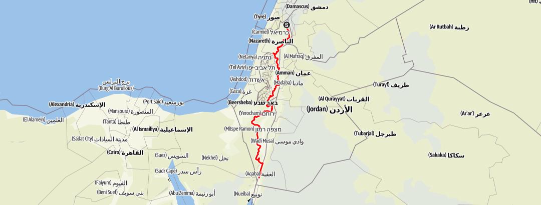 Kart / חוצה ישראל - אופנוע