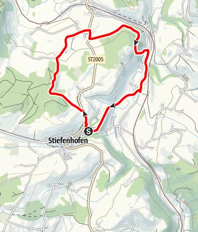 Karte / Stiefenhofen R21