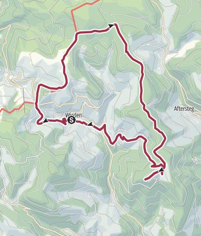 Karte / Wieden – Knöpflesbrunnen