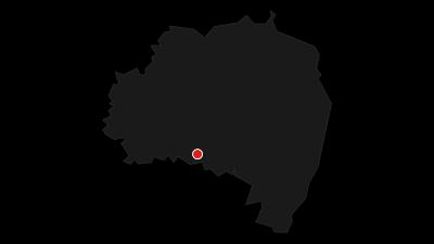 Karte / Oberlausitzer Bergweg - Auf Entdeckungstour im kleinsten Mittelgebirge Deutschlands