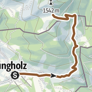 Map / Obere Alpe Reuterwanne