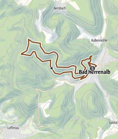 Map / Bernstein by Bike