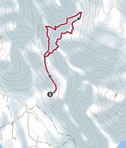 Map / Karagiannaki Canyon