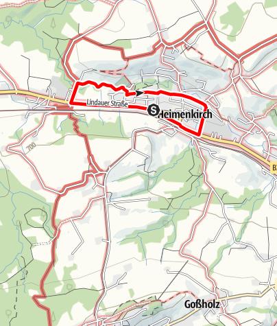 Karte / Heimenkirch  RW1