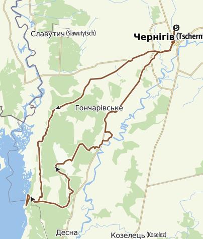 Map / Покатушки 28-30