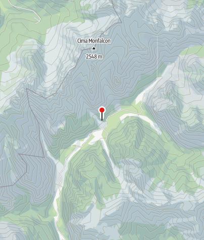 Map / Rifugio Pordenone