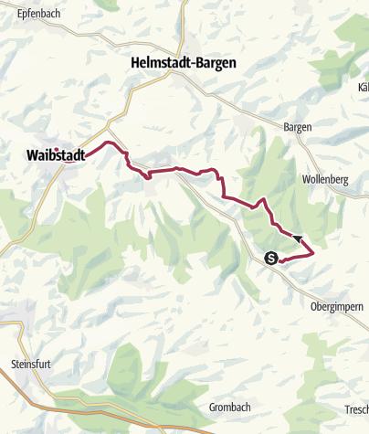 Map / Natur und Kultur in der Brunnenregion
