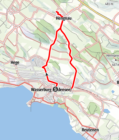 Karte / Wasserburg R2 Martinshöhe