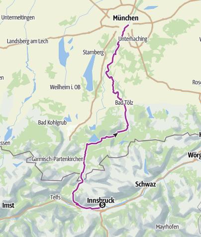 Map / inn-munich