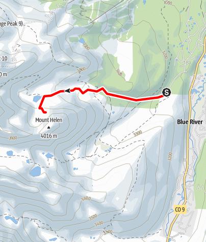 Map / CRYSTAL LAKES (4/4)