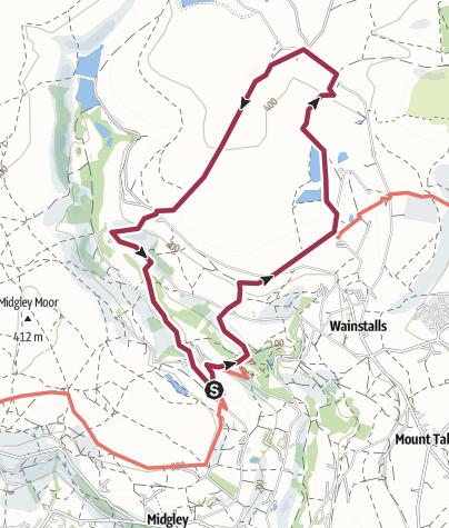 Map / Route, 28 Nov 2016 23:27:40