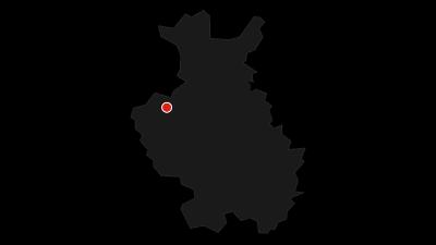 Karte / Gräftenwanderung bei HalleWestfalen