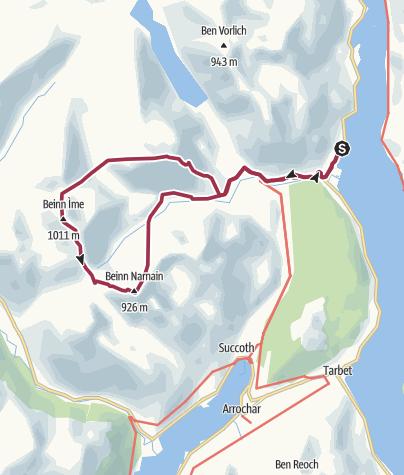 Map / Vane, Ime & Narnain