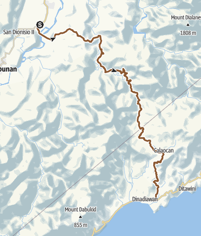 Map / Day 1, 30 May 2015