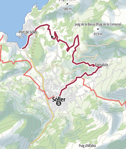 Карта / Track 21 Sep 2015 09:55