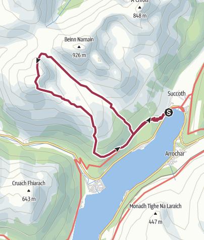 Map / The Cobbler