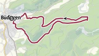 Karte / Y bei Büdingen