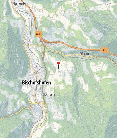 Karte / Geosite 4: Schurfbau Lehen