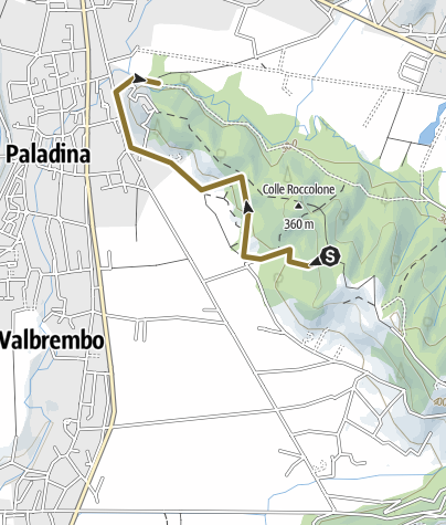 Map / Madonna della Castagna 2
