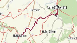 Mapa / Eifeler Kräuterpfad